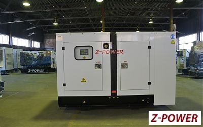 Аренда электростанции Z-POWER ZP165P цена