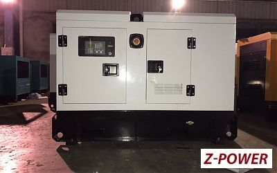 Аренда генератора Z-POWER ZP165P стоимость