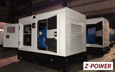 Аренда электростанции Z-POWER ZP165P, прокат
